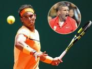 """Thể thao - Chi tiết Nadal - Kyrgios: Bản lĩnh """"bò tót"""" (KT)"""