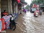 Tin tức trong ngày - Bắc Bộ đón mưa lớn, Hà Nội có thể ngập úng
