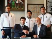 Bóng đá - Ăn trưa cùng Sir Alex, Pochettino ký hợp đồng với… Spurs