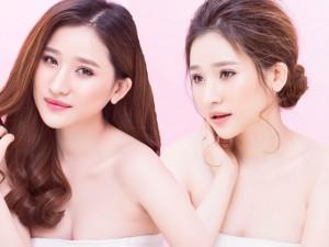 """Hot girl Ivy tung ảnh gợi cảm sau """"ồn ào"""" với Hồ Quang Hiếu"""