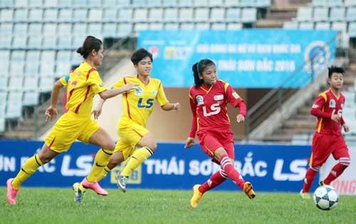 Chung kết sớm của bóng đá nữ - 1