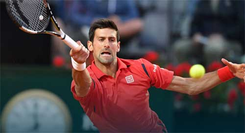 Djokovic – Bellucci: Sốc nặng ở set 1 (V3 Rome Masters) - 1