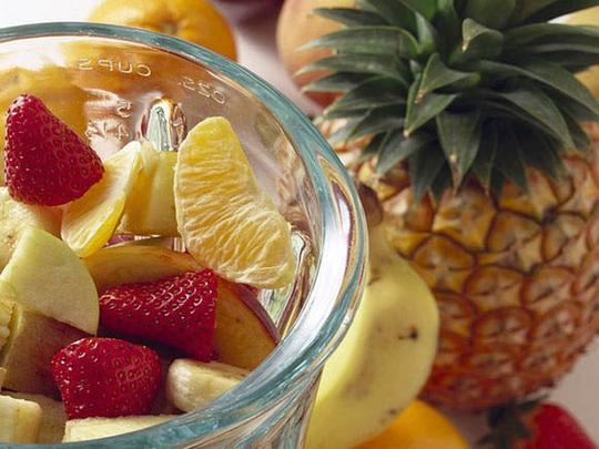Ăn trái cây, giảm rượu để ngừa ung thư vú - 1