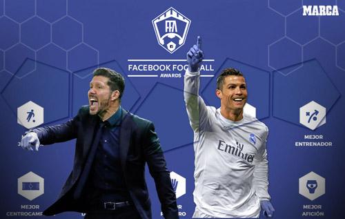 La Liga chưa hạ màn, Ronaldo và Simeone đã ẵm giải - 1