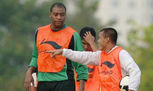 Gian nan cầu thủ nhập tịch lên tuyển - 1