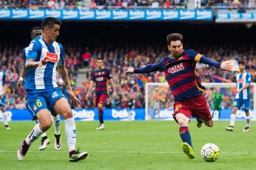 La Liga trước vòng 38: Barca, Real tranh ngôi báu - 2
