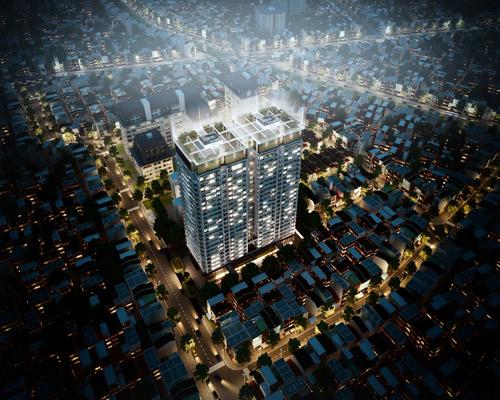 Sức hút của những tòa chung cư cao cấp nội đô - 1
