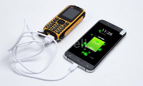 """Điện thoại siêu bền pin dùng 20 ngày giá 379.000đ """"mua 1 được 2"""" - 4"""
