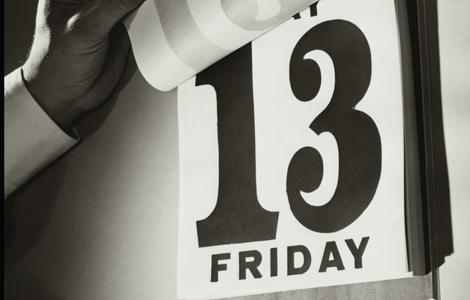 Tại sao ngày thứ 6 ngày 13 đen đủi? - 1