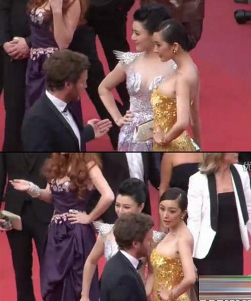 Loạt mỹ nhân TQ bị yêu cầu rời khỏi thảm đỏ Cannes - 4