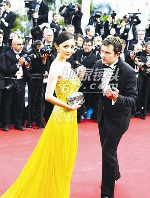 Loạt mỹ nhân TQ bị yêu cầu rời khỏi thảm đỏ Cannes - 5