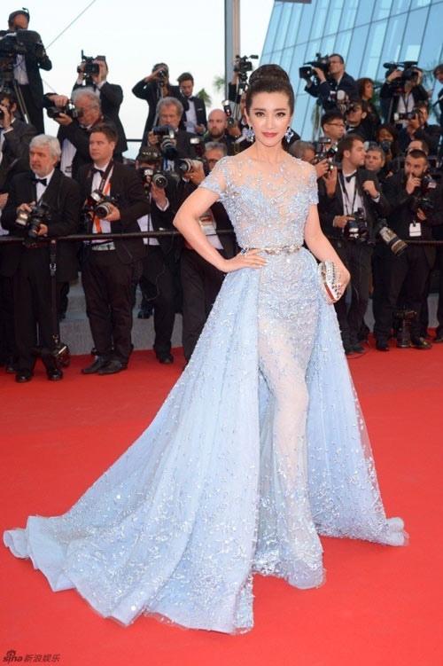 Loạt mỹ nhân TQ bị yêu cầu rời khỏi thảm đỏ Cannes - 6
