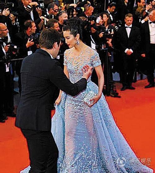 Loạt mỹ nhân TQ bị yêu cầu rời khỏi thảm đỏ Cannes - 7