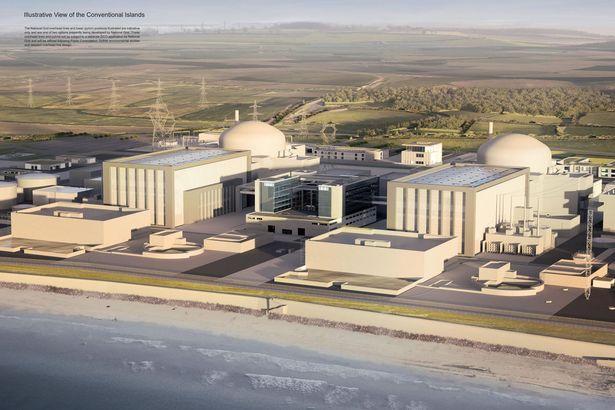 TQ muốn thế chân Pháp xây lò phản ứng hạt nhân ở Anh - 1
