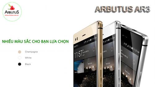 Arbutus AR3 'hút hồn' người dùng bởi thiết kế cực đẹp - 3