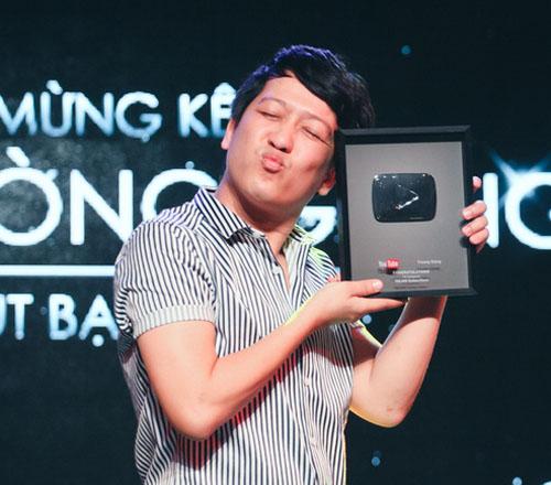 Trường Giang bất ngờ được Youtube vinh danh - 1
