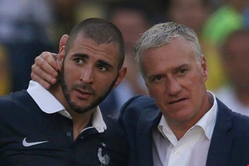 Ai thay Benzema dẫn dắt hàng công tuyển Pháp tại Euro 2016? - 1