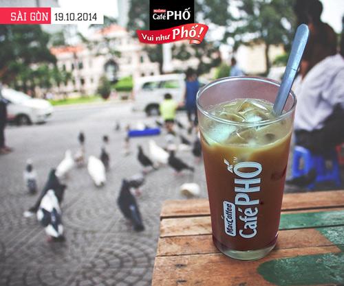 Góc nhớ dành riêng café sữa đá trên phố Sài Gòn - 1