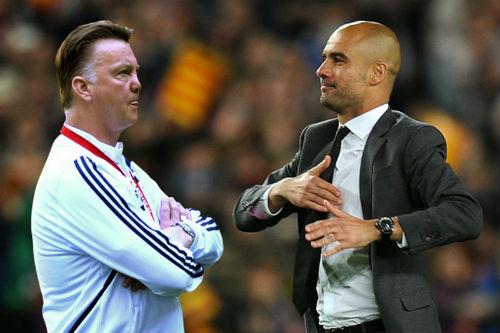 Van Gaal càng thất bại, Guardiola càng hoang mang - 1