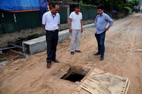 HN: 8 năm không xong 1km mương, dân sống chung với muỗi - 10