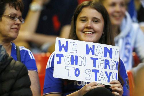 CHÍNH THỨC: Chelsea đồng ý để Terry ở lại - 5