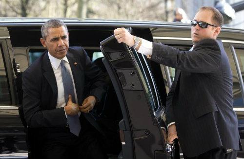 Bí mật chưa ai biết về cánh cửa xe The Beast của Tổng thống Mỹ - 2