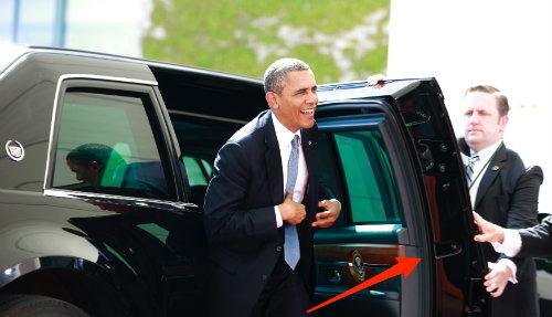 Bí mật chưa ai biết về cánh cửa xe The Beast của Tổng thống Mỹ - 1