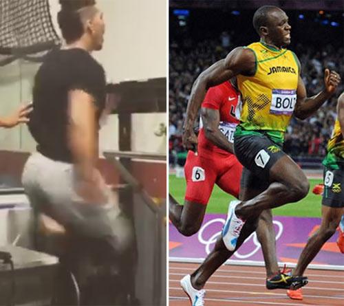 Tìm ra kẻ vô danh chạy nhanh như Usain Bolt - 1