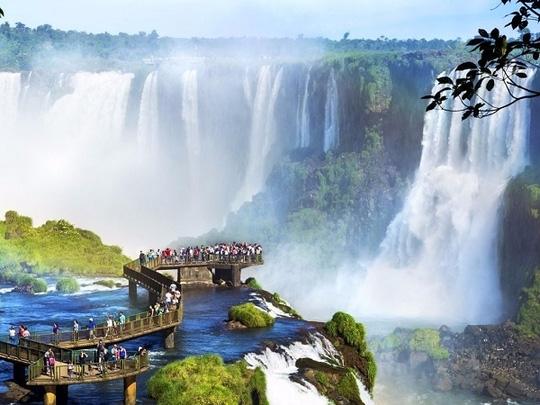 10 địa danh được nhiều du khách mơ ước nhất thế giới - 10