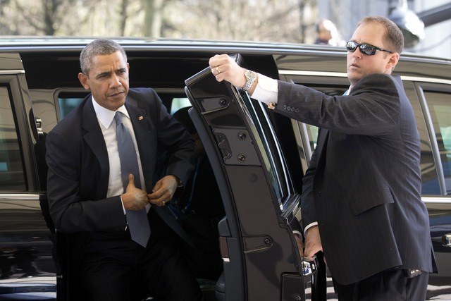 """Khám phá siêu xe """"Quái vật"""" sẽ chở Obama ở Việt Nam - 3"""