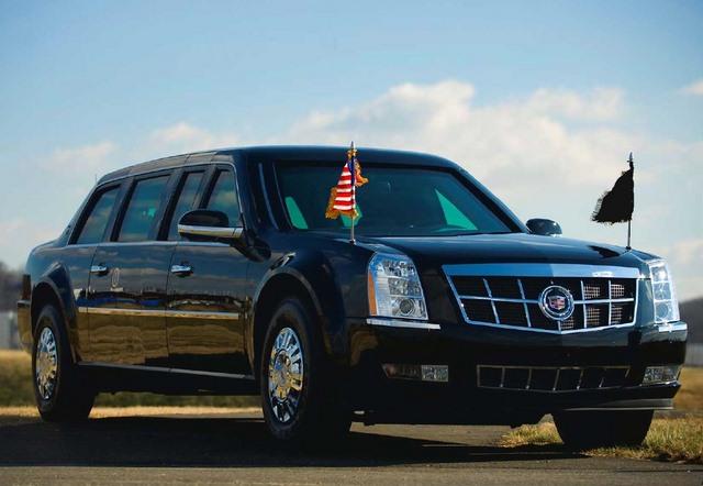 """Khám phá siêu xe """"Quái vật"""" sẽ chở Obama ở Việt Nam - 6"""