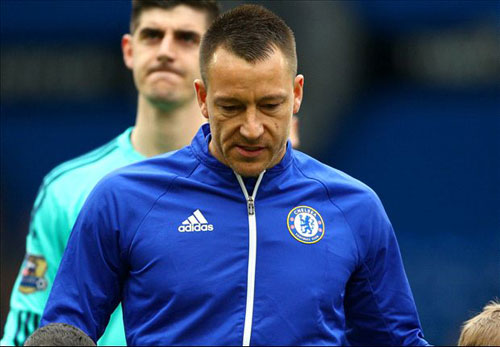 CHÍNH THỨC: Chelsea đồng ý để Terry ở lại - 1