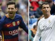 Bóng đá - La Liga trước vòng 38: Barca, Real tranh ngôi báu