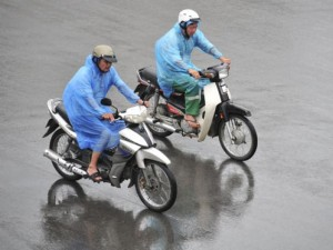 Tin tức trong ngày - Miền Bắc vào đợt mưa dông đầu mùa, nhiều nơi mưa to