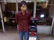 An ninh Xã hội - Hiệp sĩ cùng dân vây bắt kẻ nghiện trộm xe máy