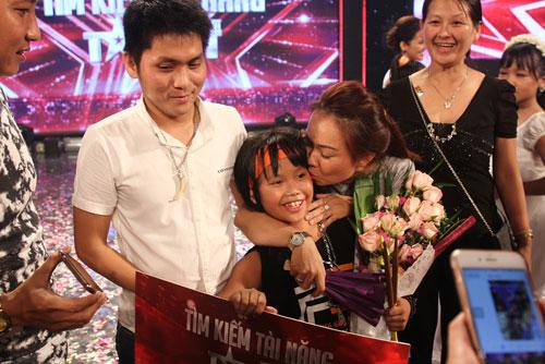 Thần đồng 9 tuổi trở thành quán quân VN Got Talent - 1
