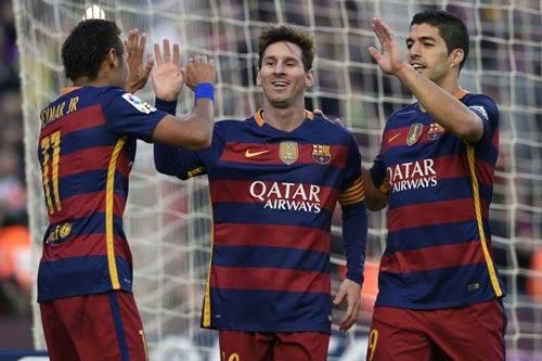 Đua vô địch Liga: 10 điểm tựa cho Barca và Real - 3