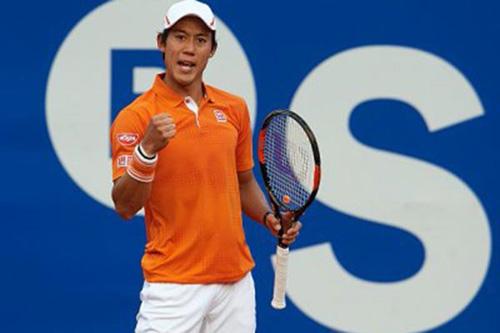 """Rome Masters ngày 5: Nishikori chặn đứng """"hiện tượng"""" - 1"""