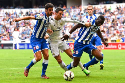 Deportivo - Real Madrid: Nỗ lực cuối cùng - 2