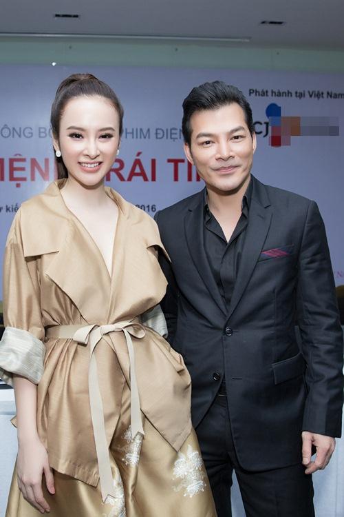 Sau tin đồn tình cảm, Phương Trinh đóng cặp Trần Bảo Sơn - 1