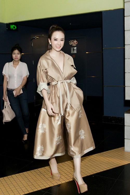 Sau tin đồn tình cảm, Phương Trinh đóng cặp Trần Bảo Sơn - 4