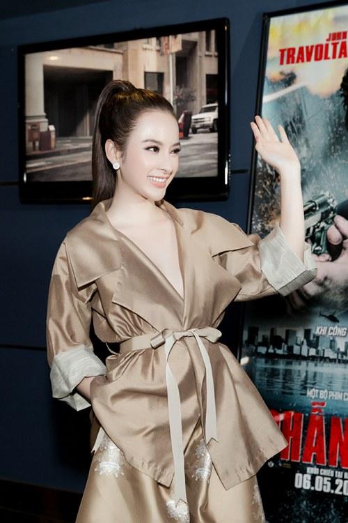 Sau tin đồn tình cảm, Phương Trinh đóng cặp Trần Bảo Sơn - 5