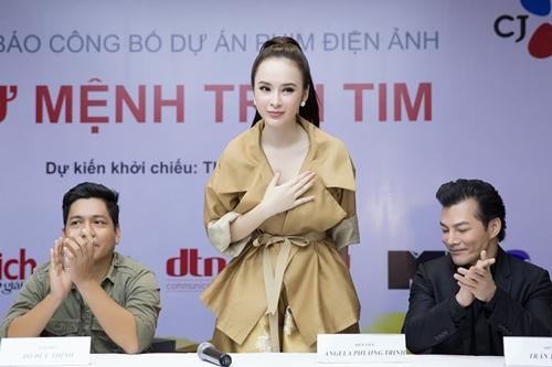 Sau tin đồn tình cảm, Phương Trinh đóng cặp Trần Bảo Sơn - 2