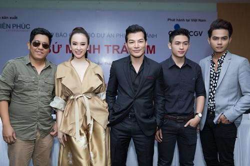 Sau tin đồn tình cảm, Phương Trinh đóng cặp Trần Bảo Sơn - 6