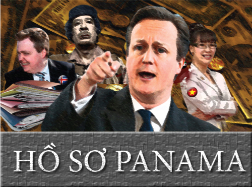 """[Infographic] Toàn cảnh về """"quả bom"""" Hồ sơ Panama - 1"""
