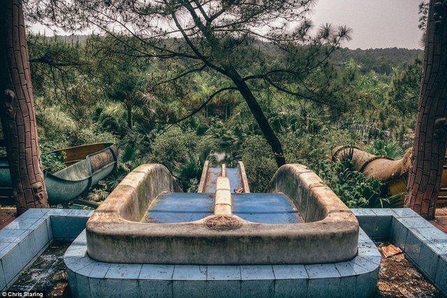 Báo nước ngoài viết về công viên nước Việt Nam bỏ hoang - 2
