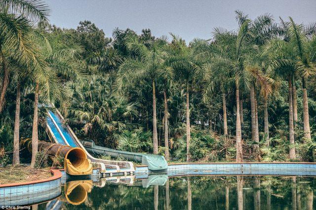 Báo nước ngoài viết về công viên nước Việt Nam bỏ hoang - 3