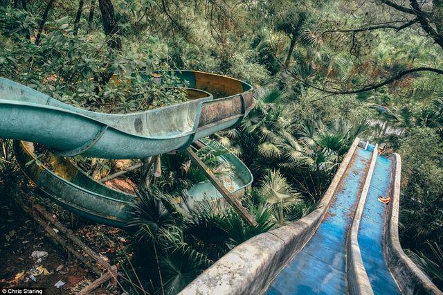 Báo nước ngoài viết về công viên nước Việt Nam bỏ hoang - 4