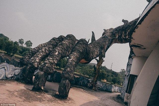Báo nước ngoài viết về công viên nước Việt Nam bỏ hoang - 5