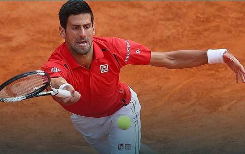 Rome Masters ngày 6: Murray giành vé vào chung kết - 1